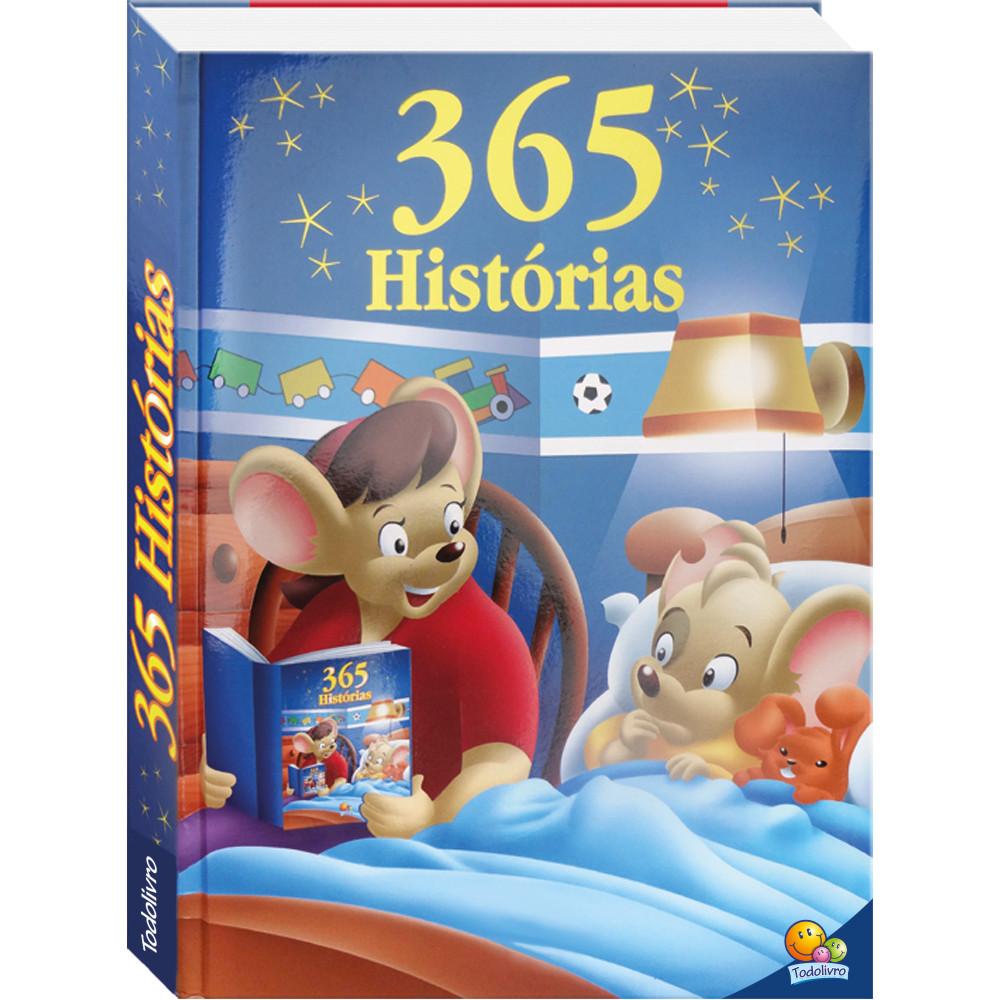 Livro 365 histórias