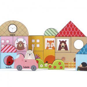 Brinquedo Educativo Baby Construtor