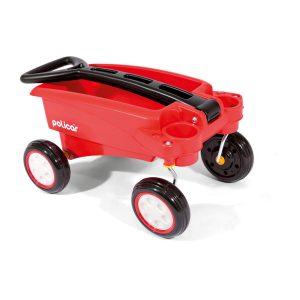 carrinho de puxar infantil policar wagon