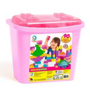 Caixa do BLOCKS BOX MENINA