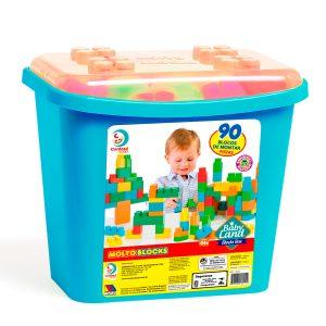 Caixa do BLOCKS BOX MENINO