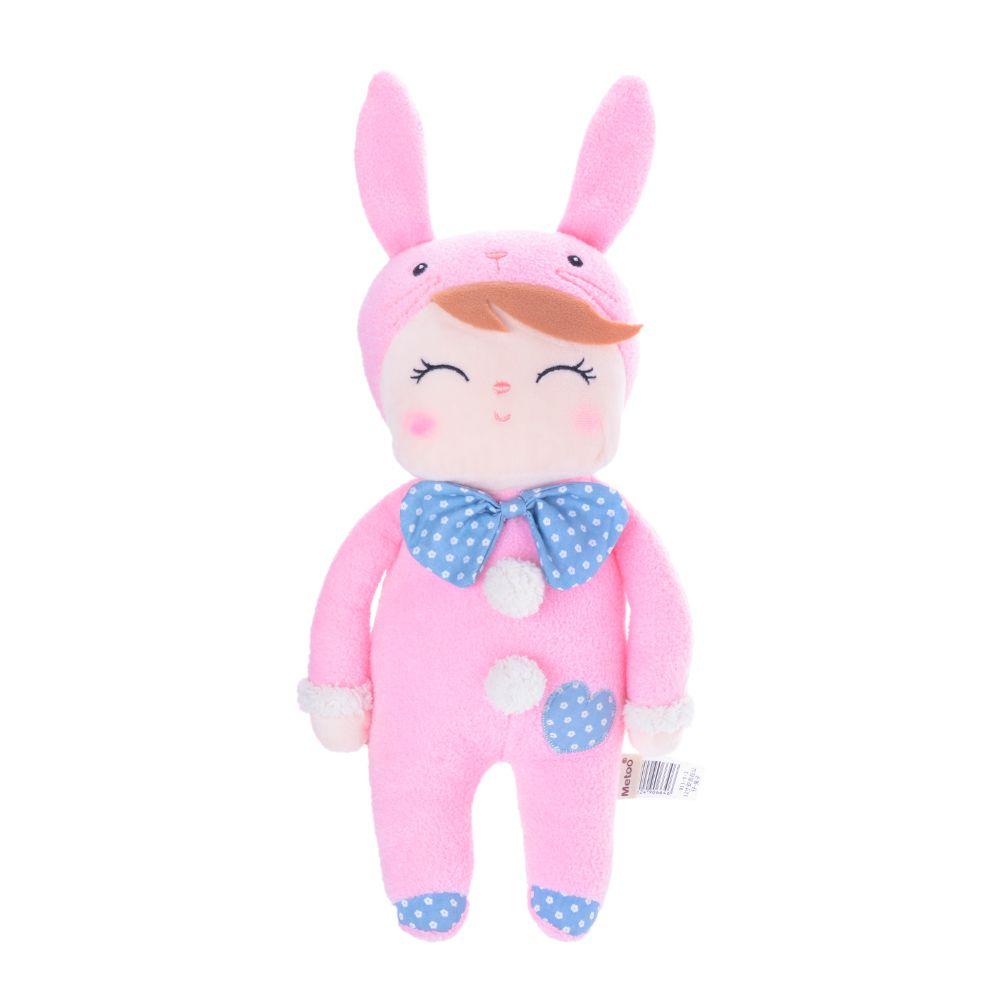 Boneca Metoo Angela Pink Bunny de frente