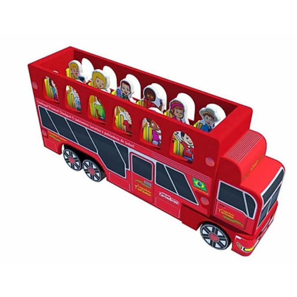 caminhão turismo perfil direito