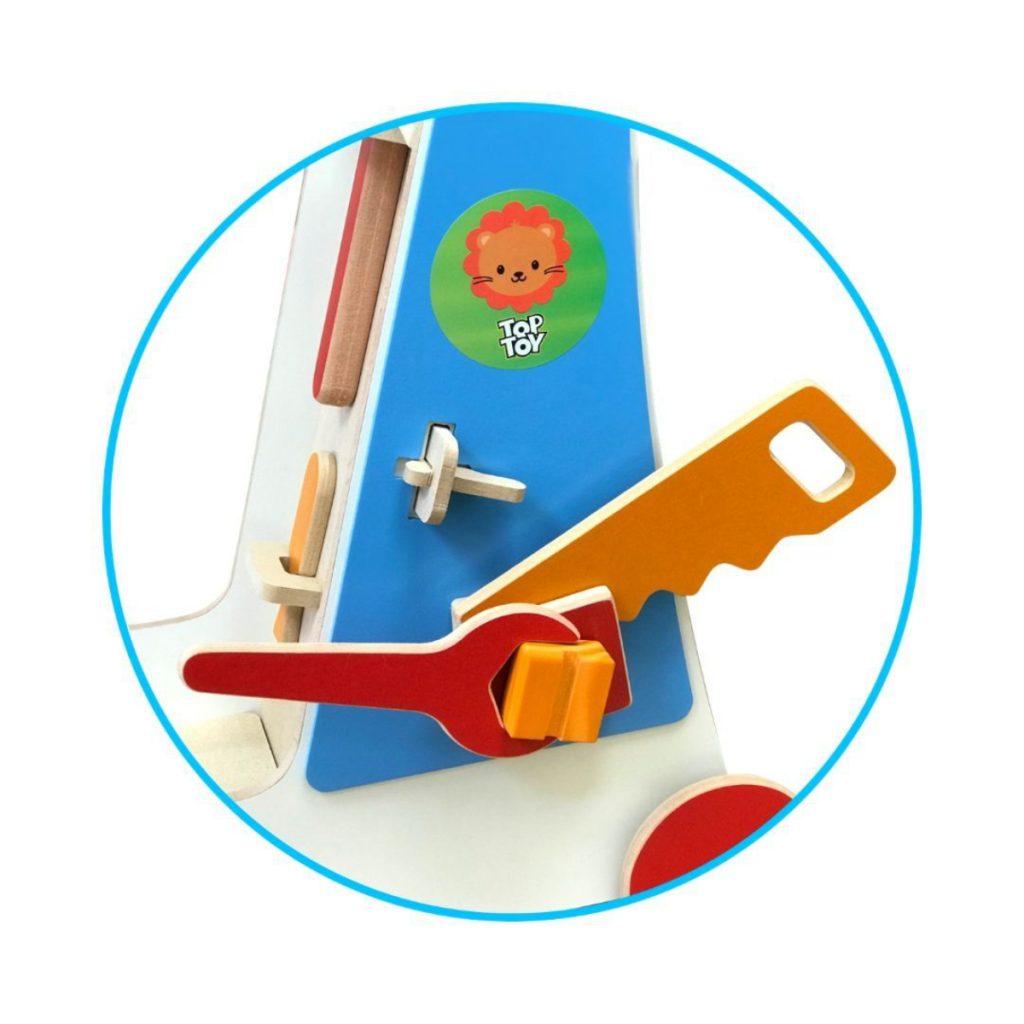 Ferramentas do Carrinho de ferramentas como usar