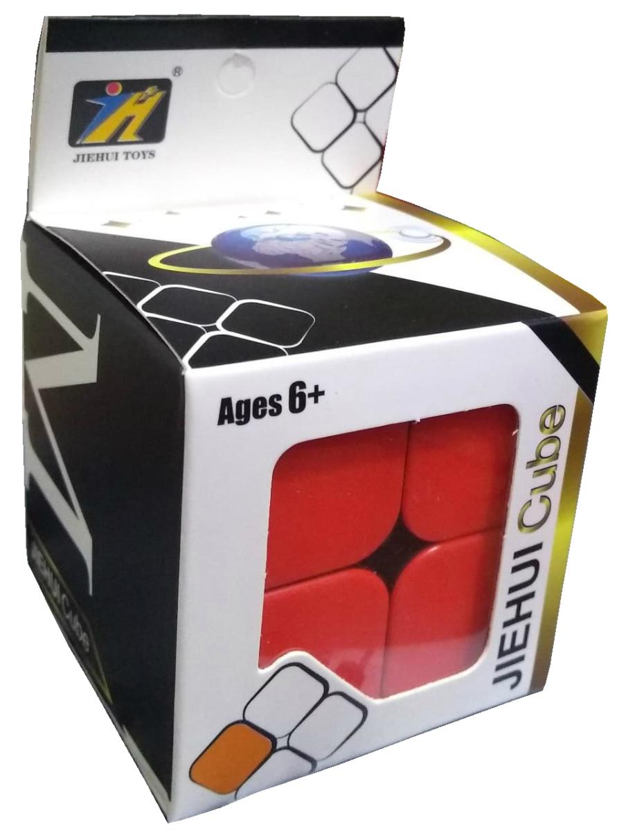 Cubo mágico 2x2 na caixinha