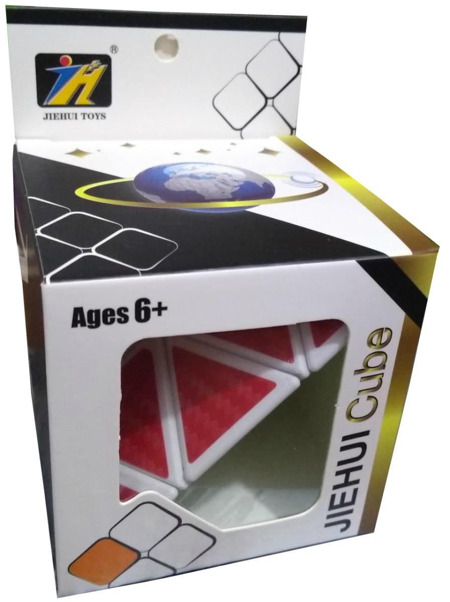Cubo Mágico Piramide na caixinha