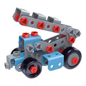 Caminhão construção 2 em 1 faça você mesmo modelo 1