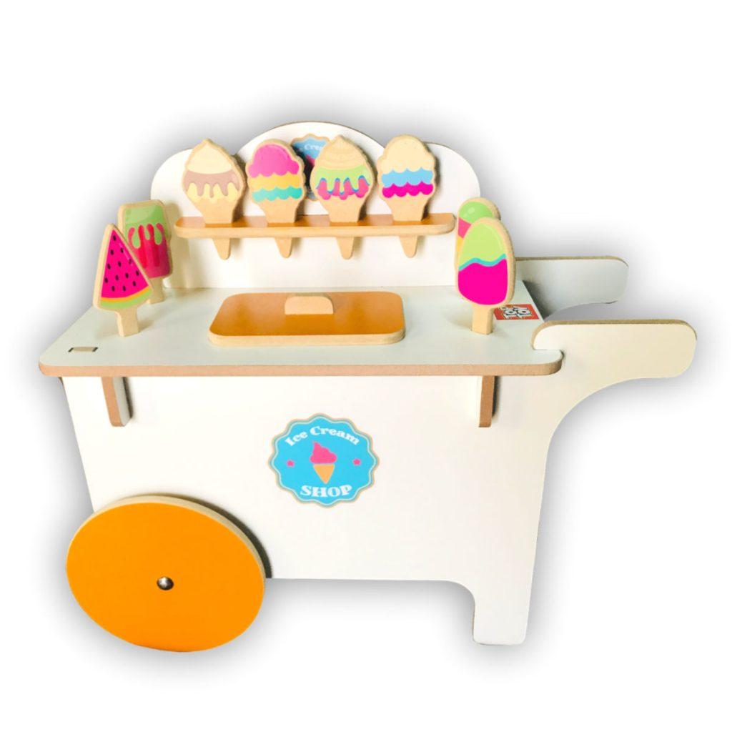 Carrinho de Sorvete Ice Cream Shop