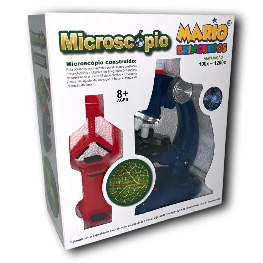 Embalagem do Microscópio Smart Infantil