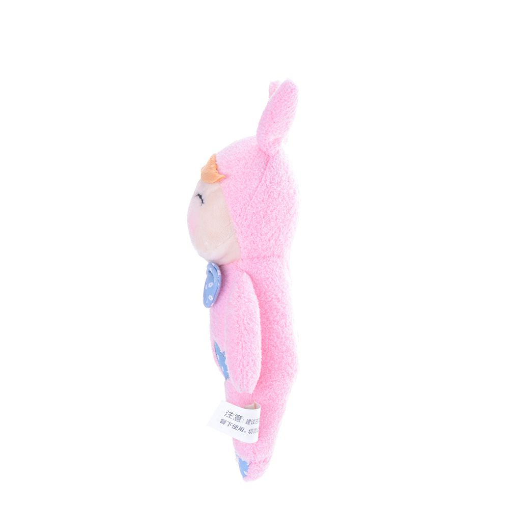 Mini Metoo Angela Pink Bunny perfil esquerdo