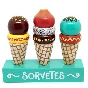 Kit Sorvetes