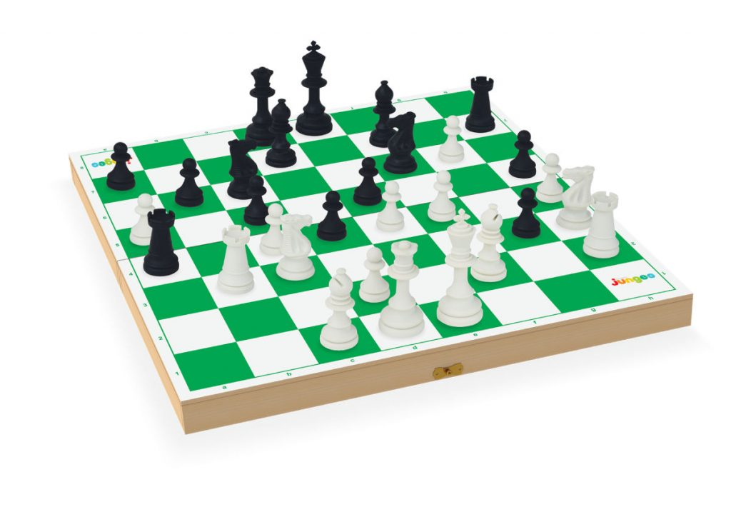 jogo de xadrez oficial