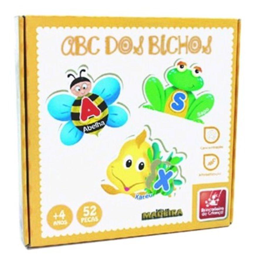 Embalagem do ABC dos Bichos