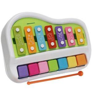 Pianinho Baby Xilofone