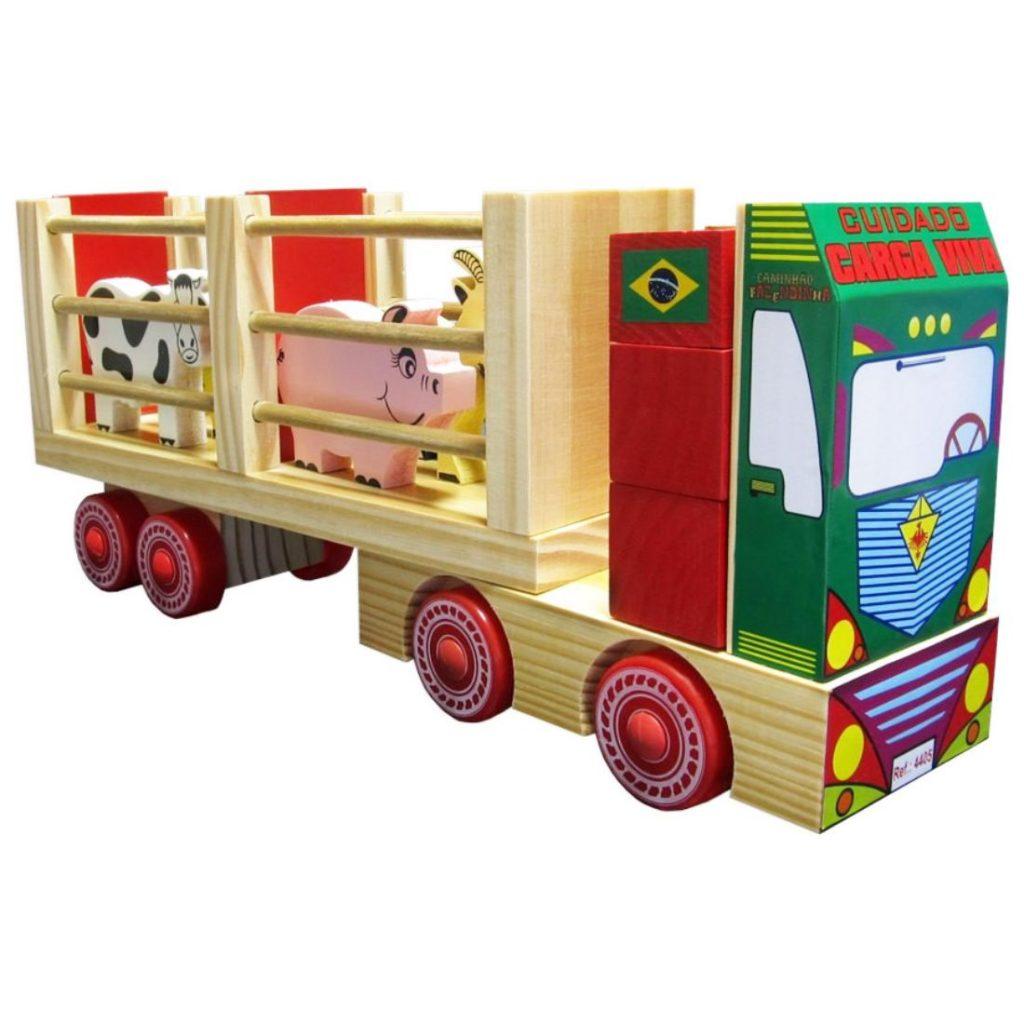 caminhão fazendinha