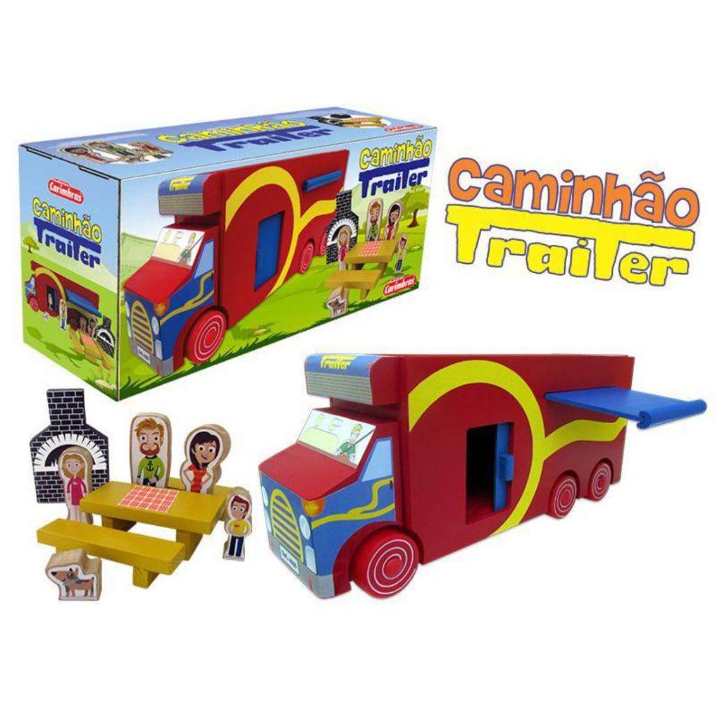 Caminhão trailer