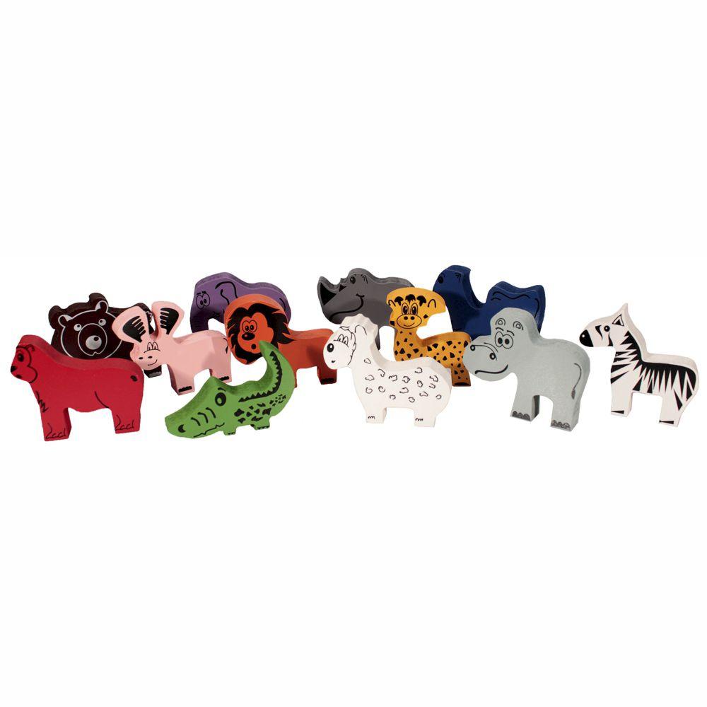 animais do caminhão zootrans
