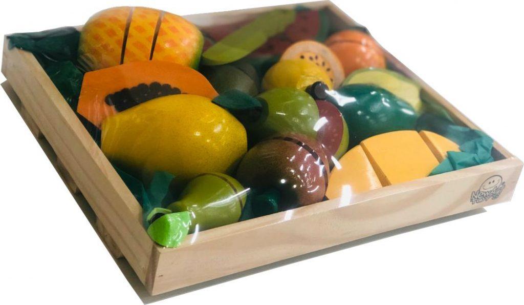 Kit frutinhas na caixa