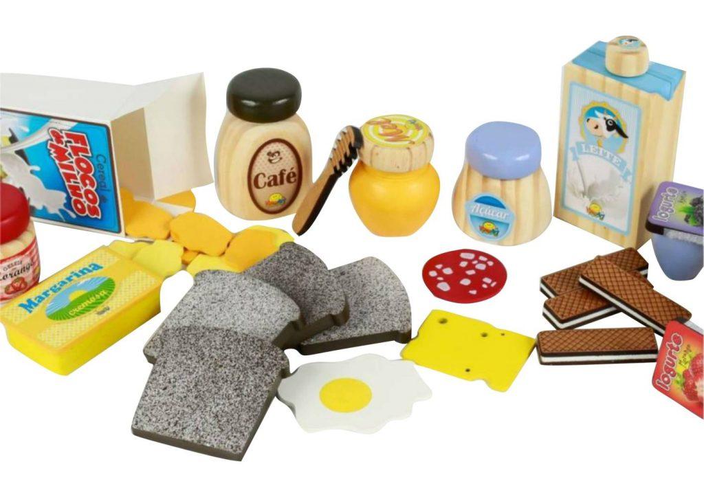 conteúdo do kit café da manhã