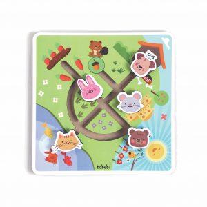 Brinquedo Educativo Labirinto no Campo