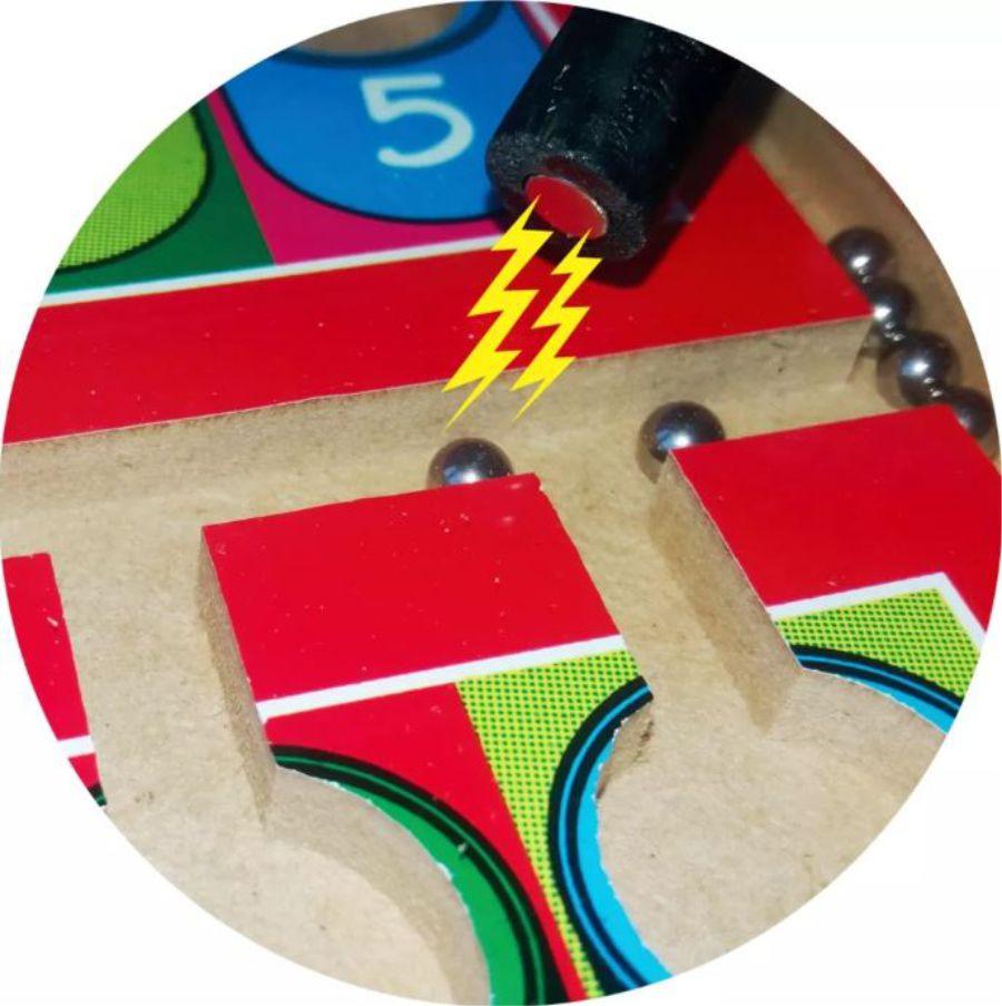 Labirinto magnético