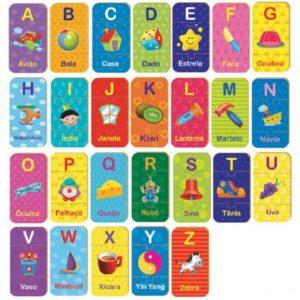 Conteúdo das Letras do A ao Z