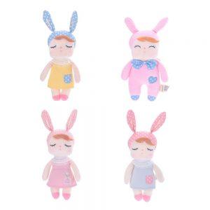 Quatro Mini Bonecas Metoo diferentes