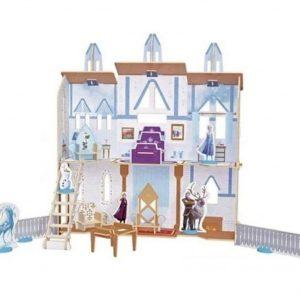 Castelo frozen 2 montado