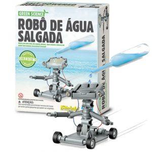 Embalagem mais Robô de água salgada