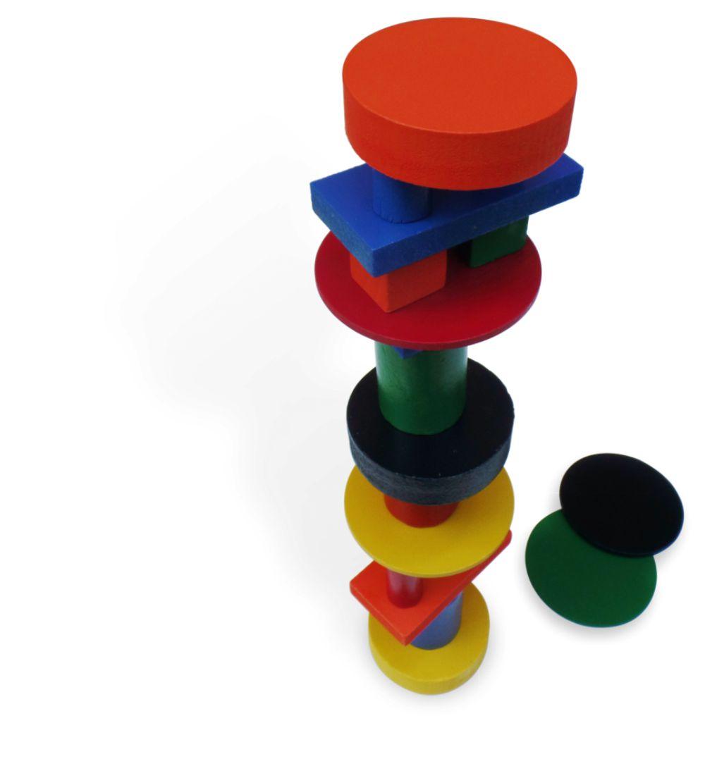 torre bamba modelo montado