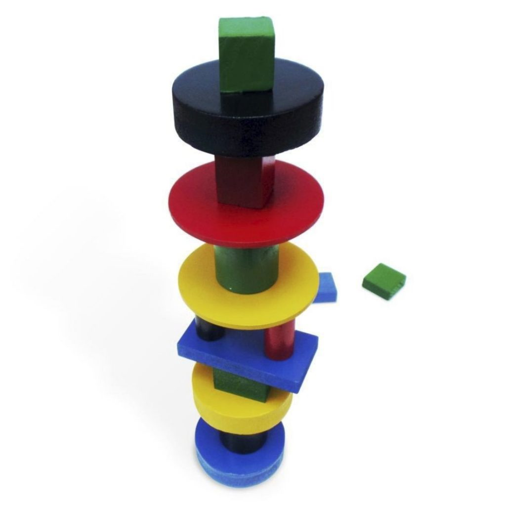 exemplo torre bamba montada