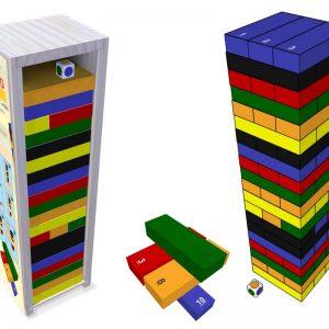 Torre desafio