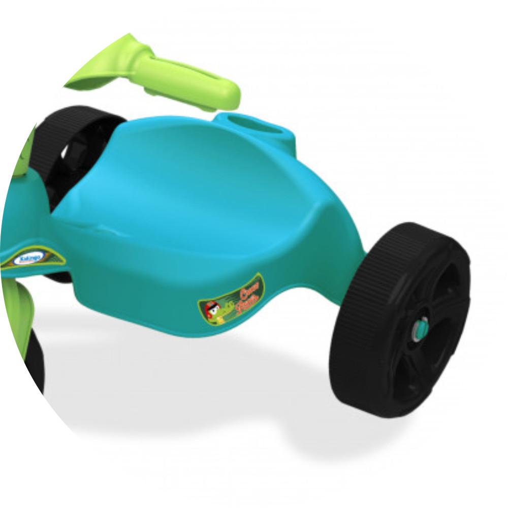 Triciclo croco racer acento