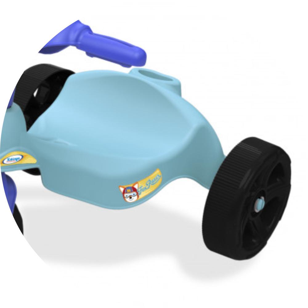 Triciclo fox racer acento